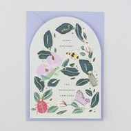 Katie Housley 'Happy Birthday Wonderful Creature' Card